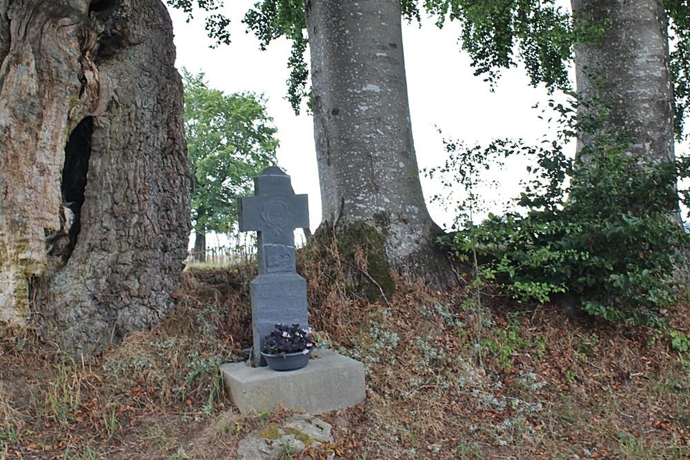 Memorial Cross German Soldier 1914 Weisten