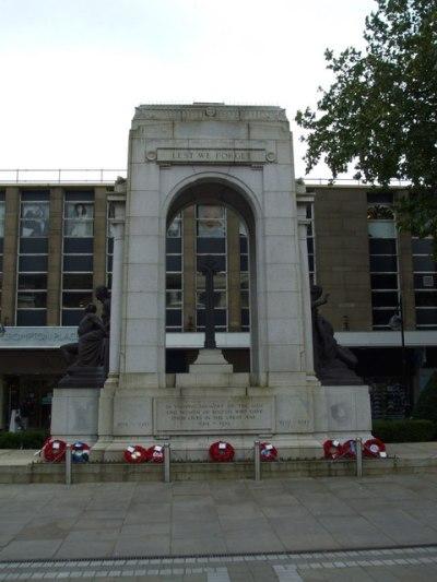 Oorlogsmonument Bolton