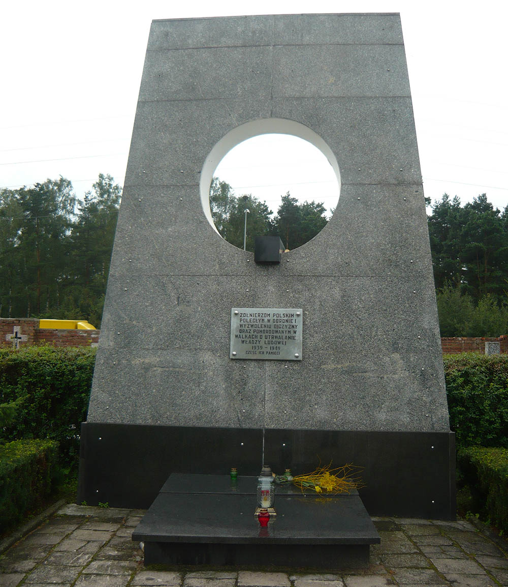 Poolse Oorlogsgraven 1939-1945 Wloclawek