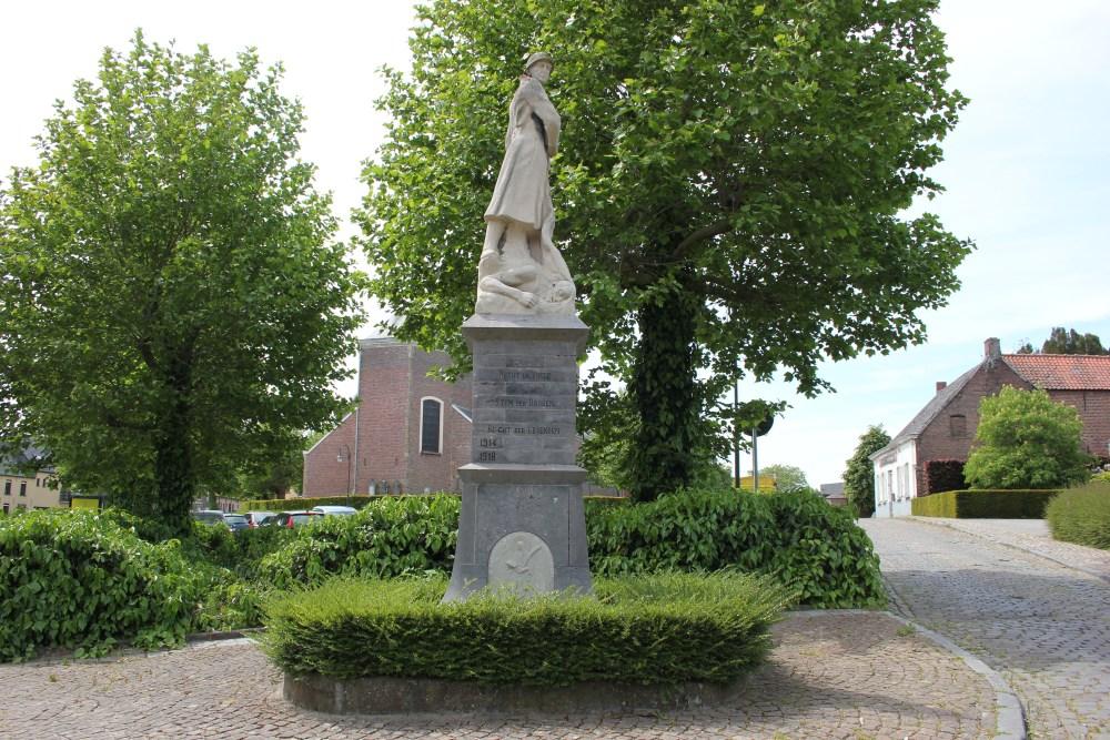 War Memorial Mater