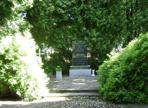 Poolse Oorlogsgraven Slomczyn