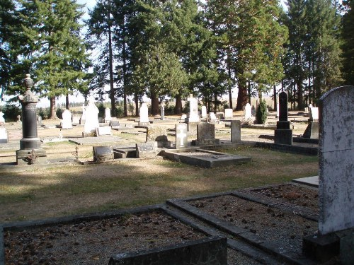 Oorlogsgraven van het Gemenebest Fairlie Cemetery