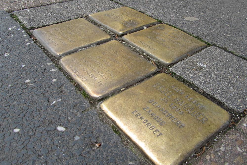 Stolpersteine Venloer Straße 23