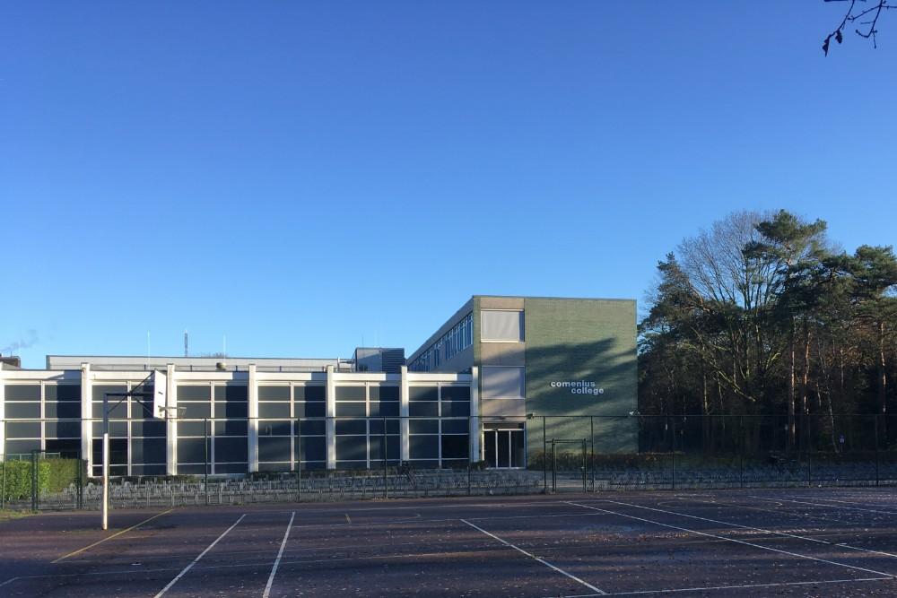 Memorial Comenius College Hilversum