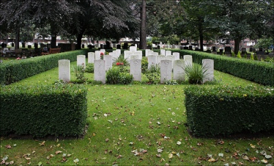Commonwealth War Graves Witton Cemetery
