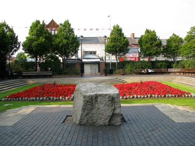 Oorlogsmonument Belfast