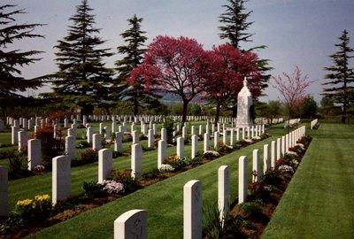 Gurkha War Cemetery Rimini