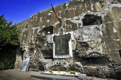 Monument Omgekomen Soldaten Fort Battice
