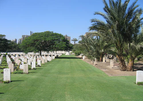 Commonwealth War Graves New British Protestant Cemetery