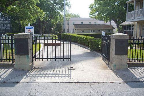 Oorlogsgraven van het Gemenebest St Augustine National Cemetery