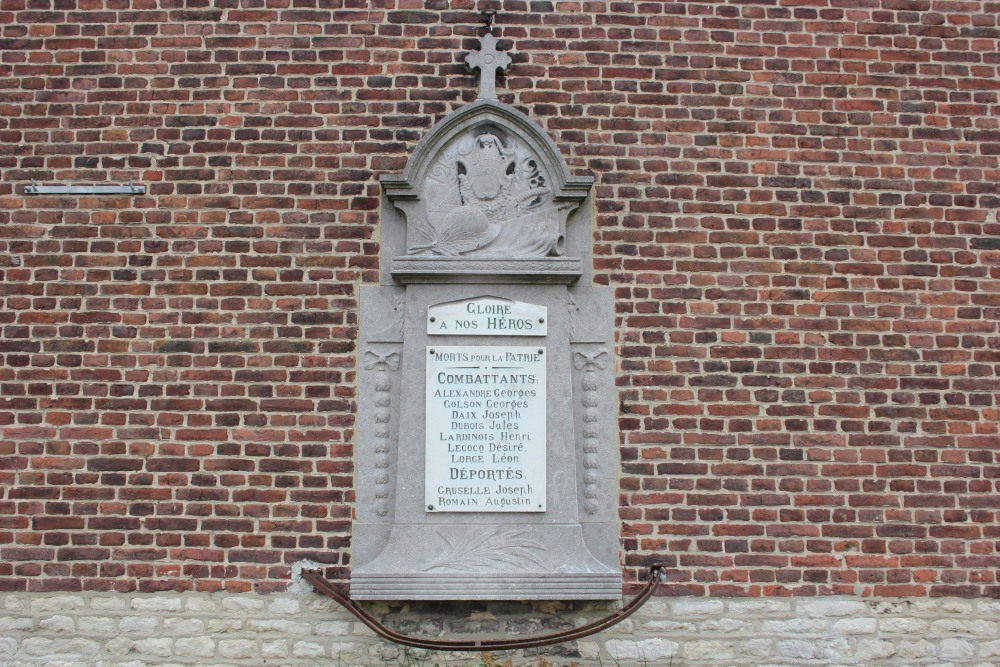 War Memorial Chastre