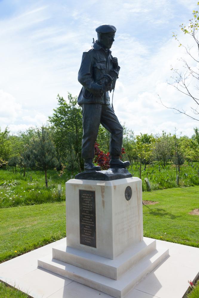 Monument Durham Light Infantry Regiment