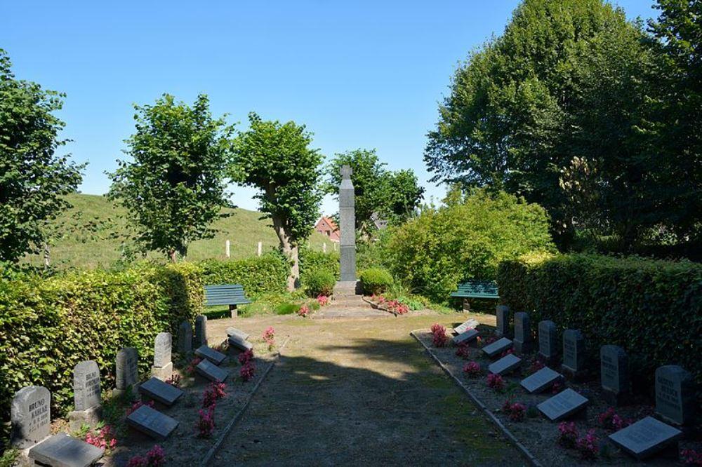 German War Graves Borsfleth