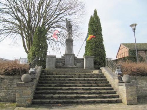 Oorlogsmonument Basse-Bodeux