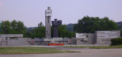 Great Patriotic War Memorial Shatki