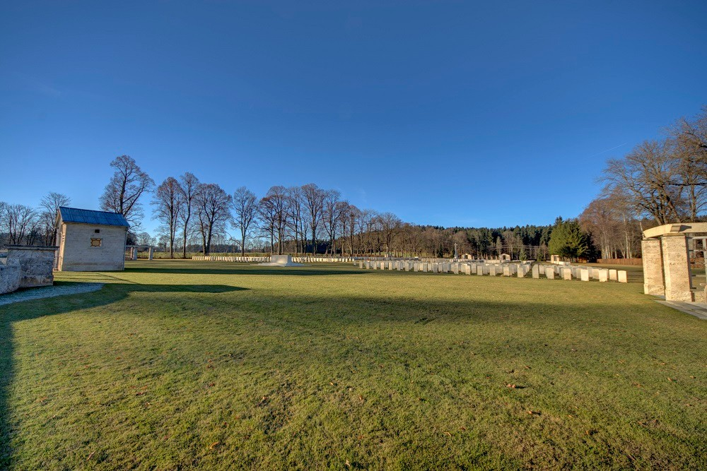 Commonwealth War Cemetery Durnbach