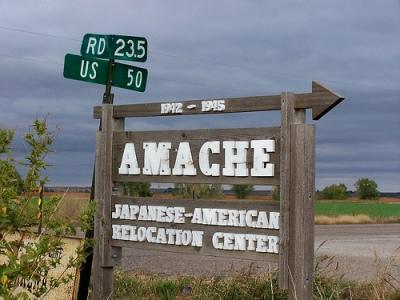 Internment Camp Amache