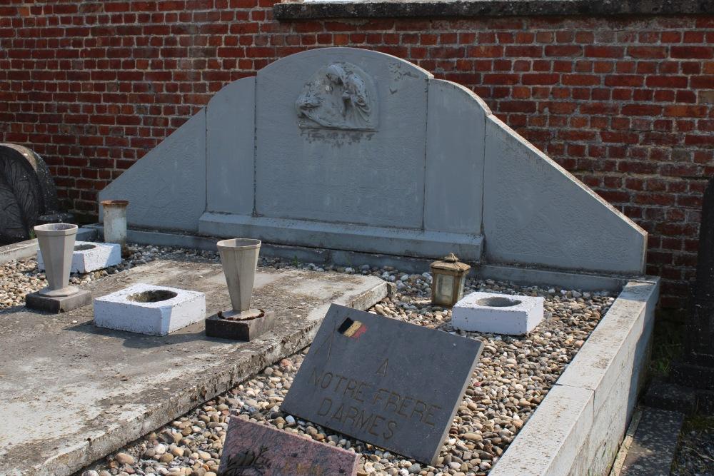 Veteran War Graves Tourinne