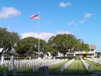 Saint Augustine National Cemetery