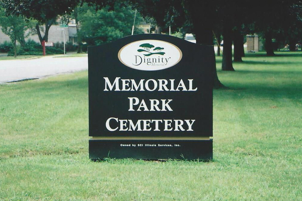 American War Graves Memorial Park Cemetery
