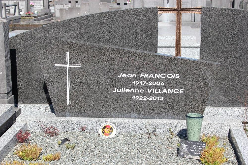 Veteran War Graves Libramont