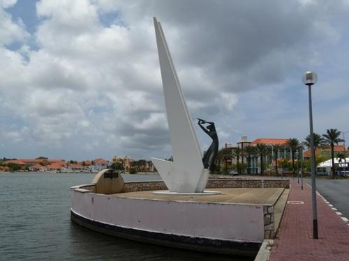 Oorlogsmonument Curaçao