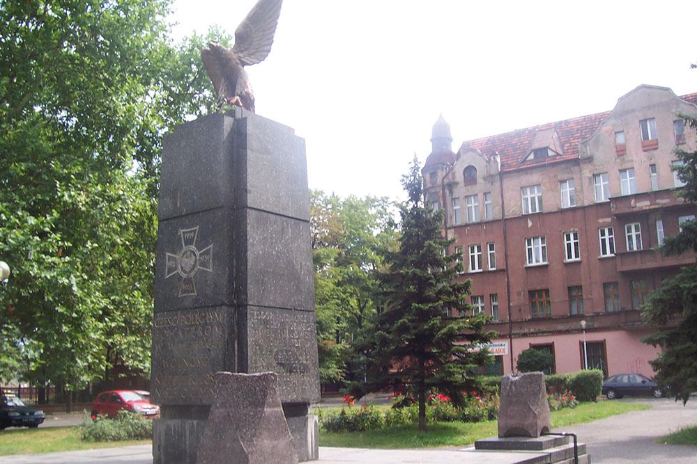 Silesian Uprisings Memorial Siemianowice