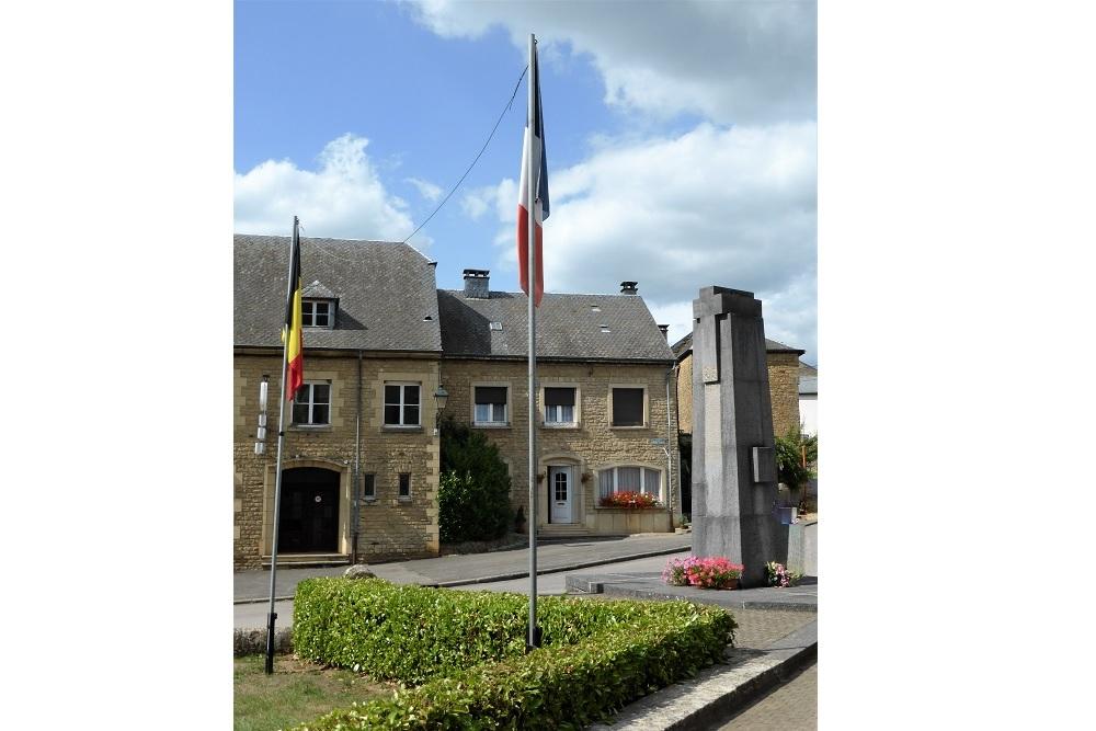 War Memorial Villers-devant-Orval