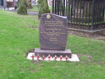 Memorial War Widows