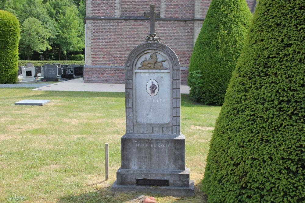 Belgische Oorlogsgraven Sint-Maria-Aalter