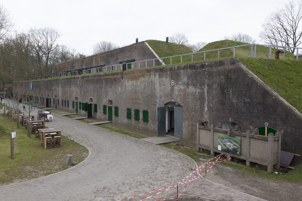 Waterliniemuseum Bunnik