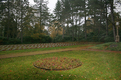 Sovjet Oorlogsgraven Bergedorf