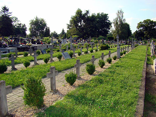 Polish War Graves Czestochowa