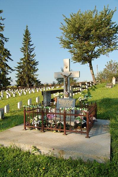Russian-Czechoslovakian War Cemetery Stola