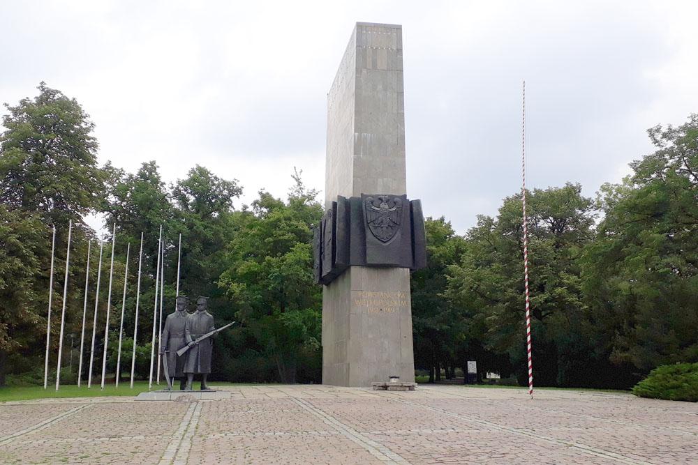 Wielkopolska Opstand Memorial Poznan