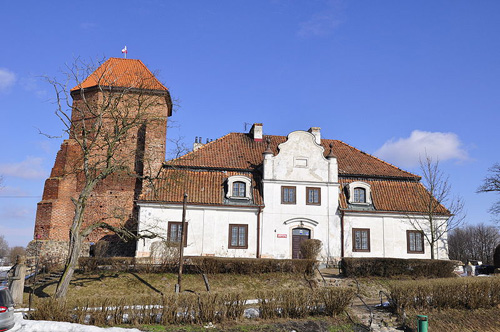 Castle Museum Liw