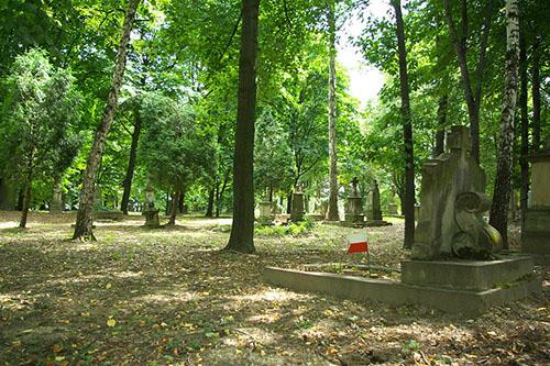 Poolse Oorlogsgraven Stary Cmentarz