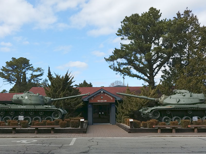 2d Infantry Division Museum