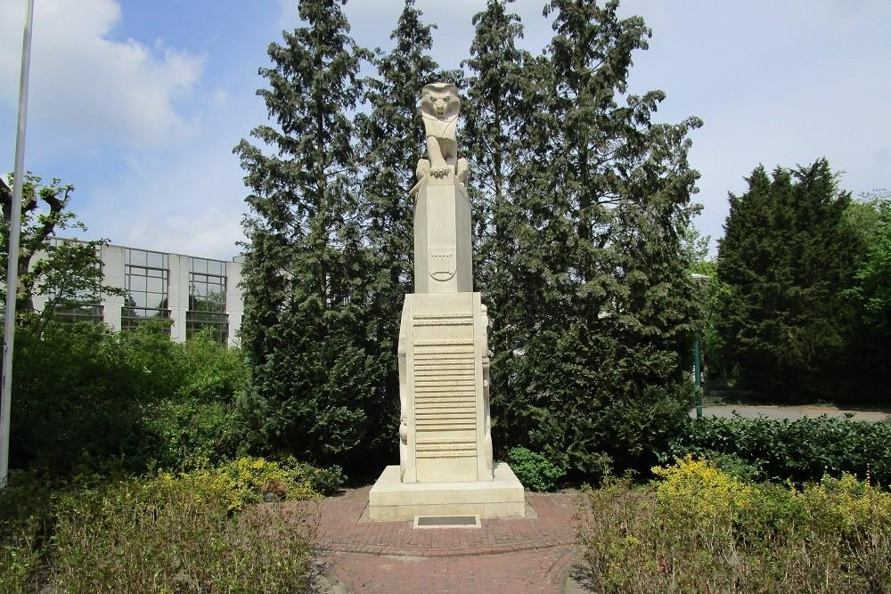 War Memorial Bilthoven