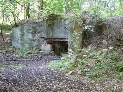 Westwall - Regelbau SK Bunker Aachener Wald