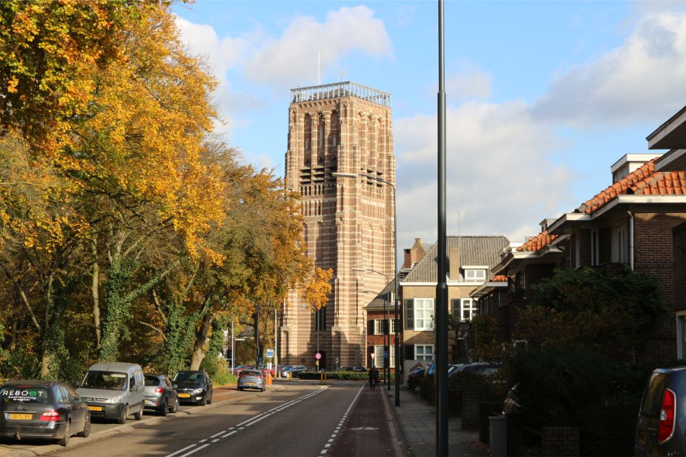 Saint Lambertus Church & Tower Vught