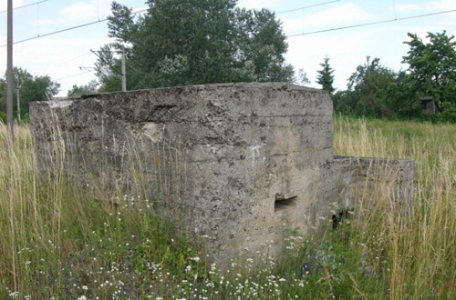 Festung Breslau - Pillbox