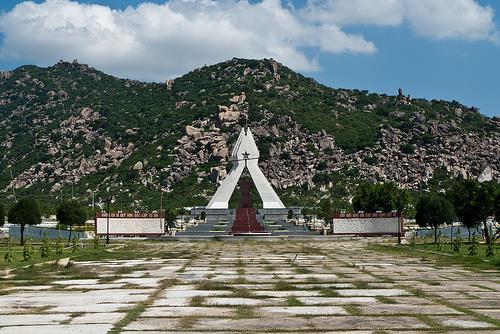 Militaire Begraafplaats Ninh Thuan