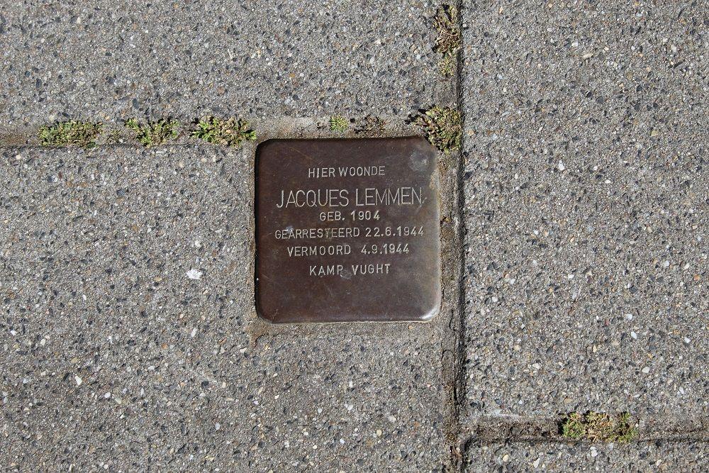 Stolperstein Boulevard 57