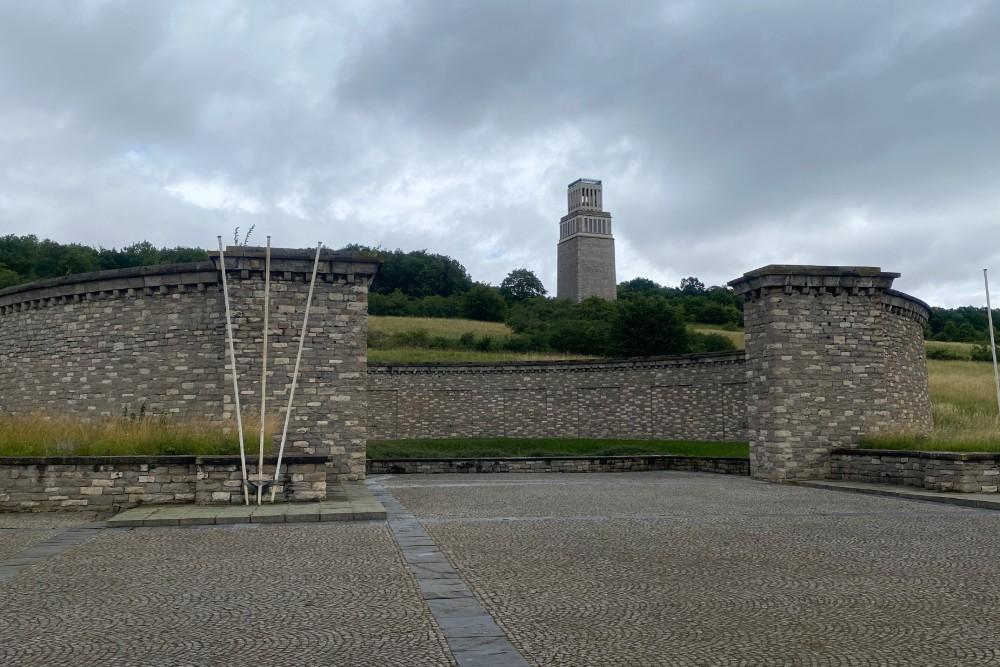 Ringgraven Nationale Gedenkplaats Concentratiekamp Buchenwald