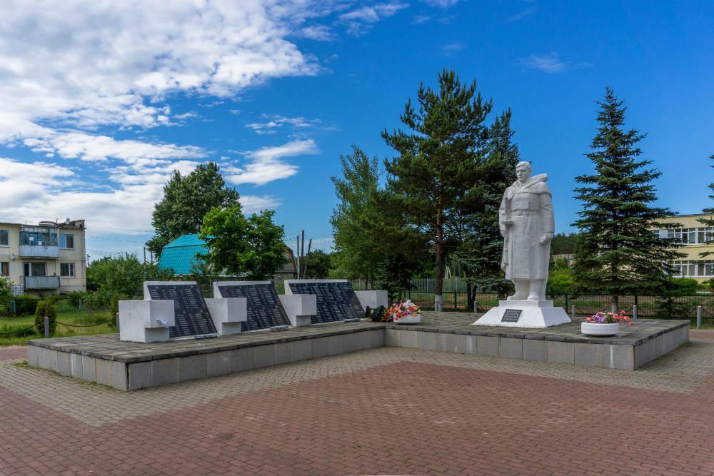 Mass Grave Soviet Soldiers Dvorzi