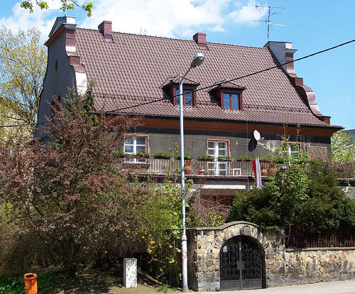 Former SS Villas ul. Kilińskiego