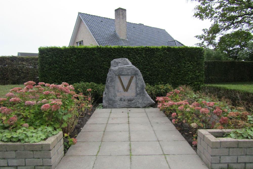 Monument Oorlogsvrijwilligers Brugge
