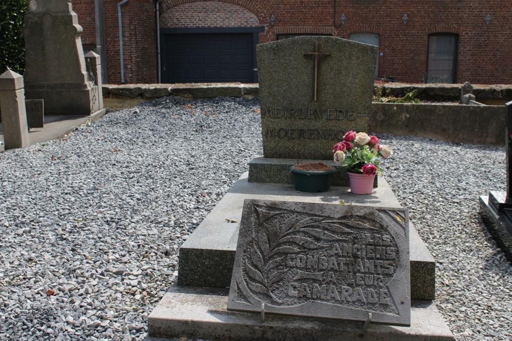 Veteran War Graves Braffe
