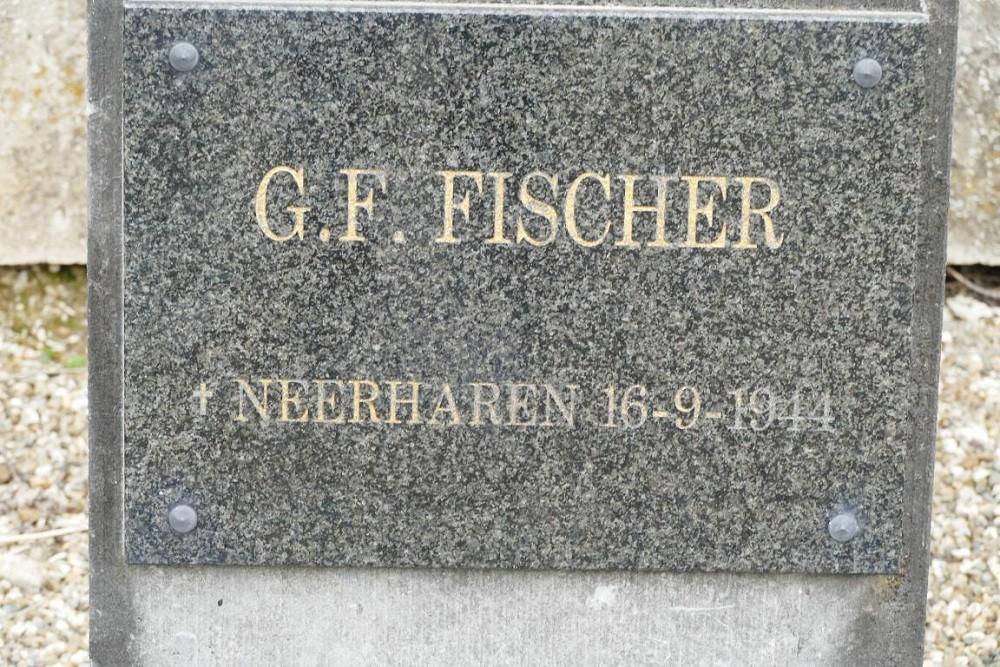 Monument G.F. Fischer